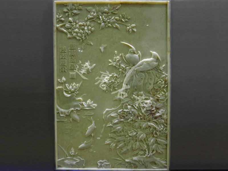 雕刻背景墙4