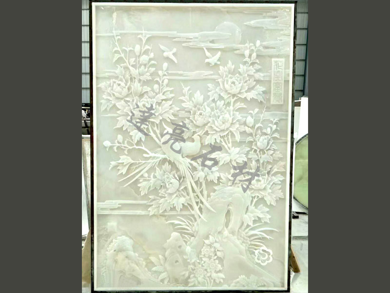 雕刻背景墙8