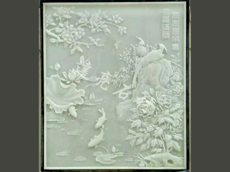 雕刻背景墙9