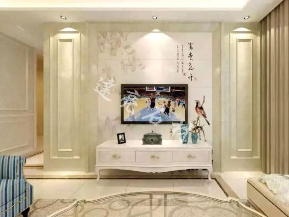 电视背景墙装修