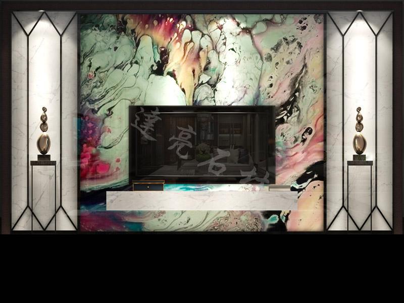 与时俱进的电视背景墙才是真的好!