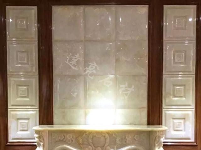 玉石背景墙17