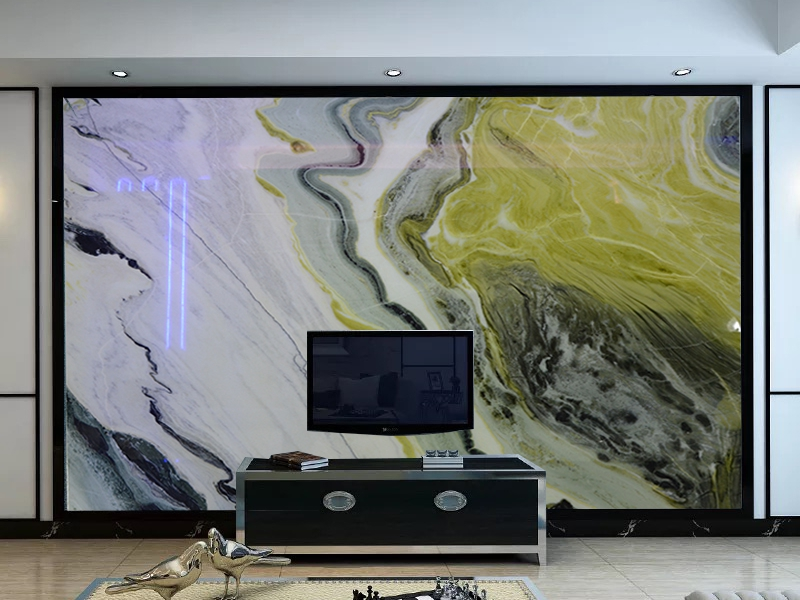 背景墙现代风格2