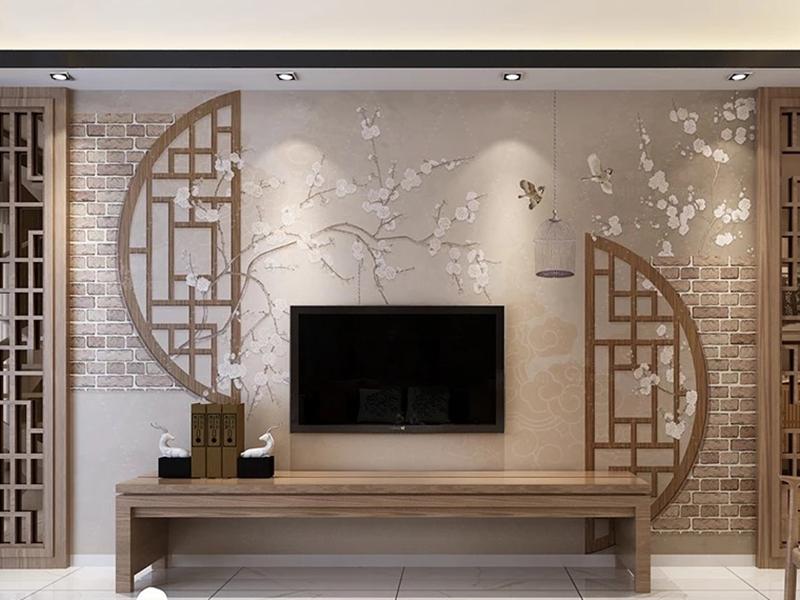 背景墙中国风风格4