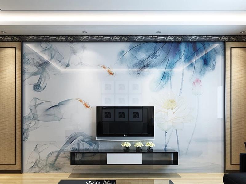 背景墙中国风风格6