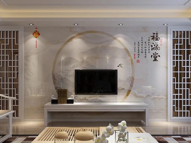 背景墙中国风风格7