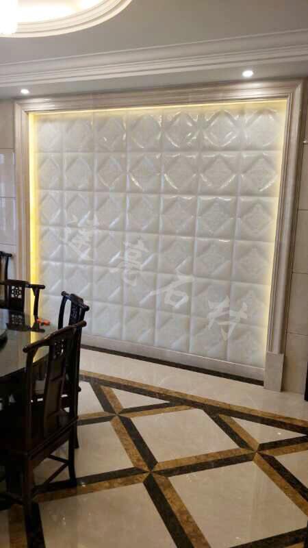 3d背景墙材料-大理石价格问题,警惕掉入低价陷阱